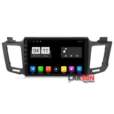 Pantalla Android Carson - Toyota RAV4 - 2/16Gb