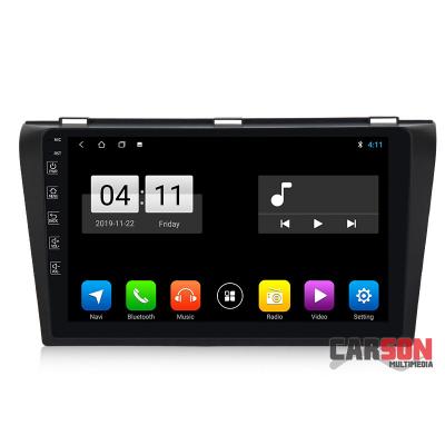 Pantalla Android Carson - Mazda 3 - 2/16Gb
