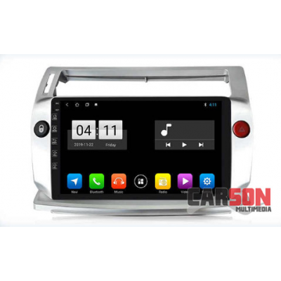 Pantalla Android Carson - Citroen C4 - 1/16Gb