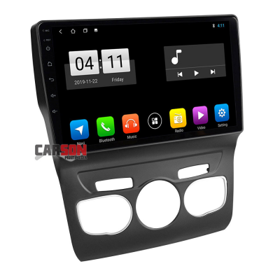 Pantalla Android Carson - Citroen C4 - 2/16Gb