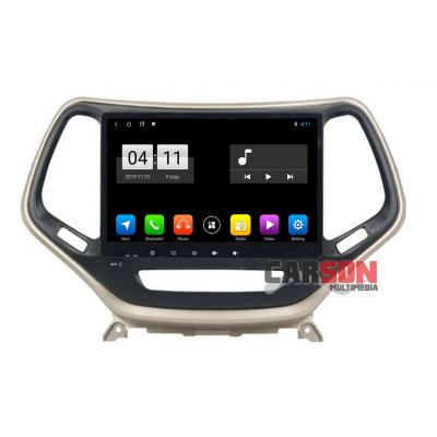 Pantalla Android Carson - Jeep Cherokee- 1/16Gb