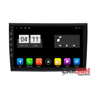 Pantalla Android Carson - VW Golf VII - 2/16Gb