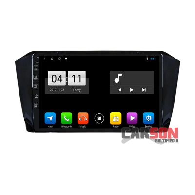 Pantalla Android Carson - VW Passat B8 - 2/16Gb