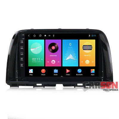 Pantalla Android Carson - Mazda CX5 - 2/16Gb