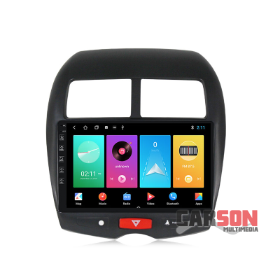 Pantalla Android Carson - Mitsubishi ASX - 1/16Gb
