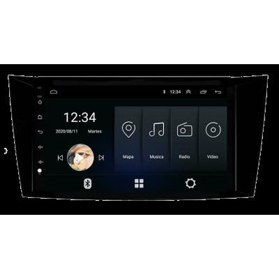Pantalla Android Carson - Mercedes Benz Clase E 2005 - 1/16Gb
