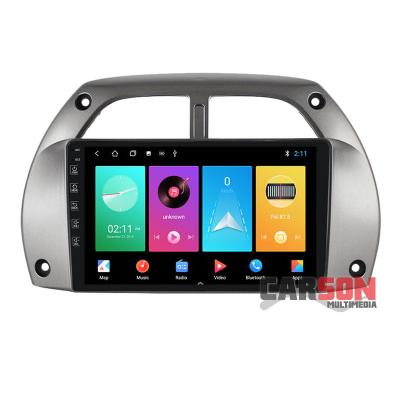 Pantalla Android Carson - Toyota RAV4 - 2001 - 2/16Gb