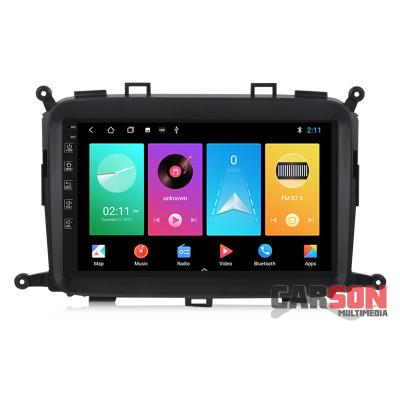 Pantalla Android Carson - -KIA CARENS 2013 - 2/16Gb
