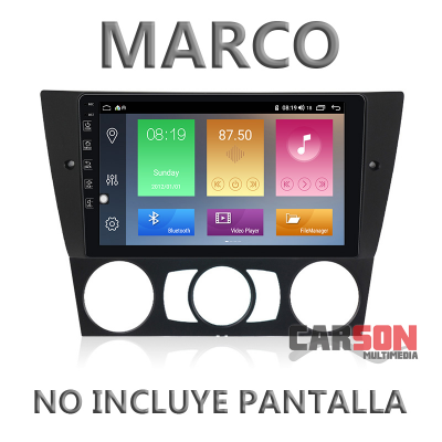Pantalla Android Carson - BMW E90 - 4/64Gb