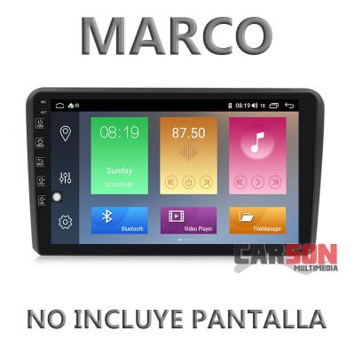 Pantalla Android Especifica - Audi A3