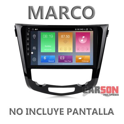 "Marco Adaptador 10"" Carson para Nissan X-Trail"