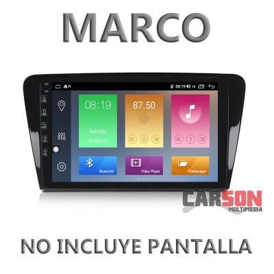 """Marco Adaptador 10"""" Carson para SKODA Octavia"""