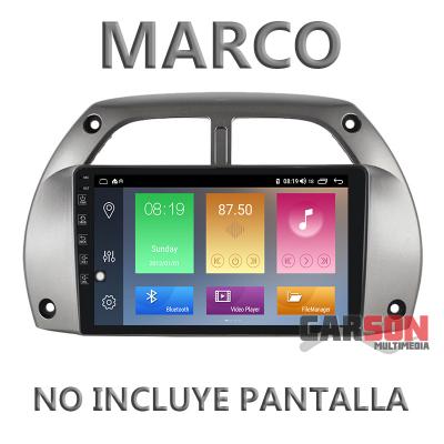Pantalla Android Carson - Toyota RAV4 - 2001 - 4/64Gb