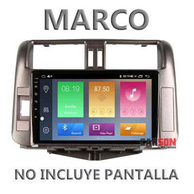 Pantalla Android Carson - Toyota Land Cruiser - 4/64Gb