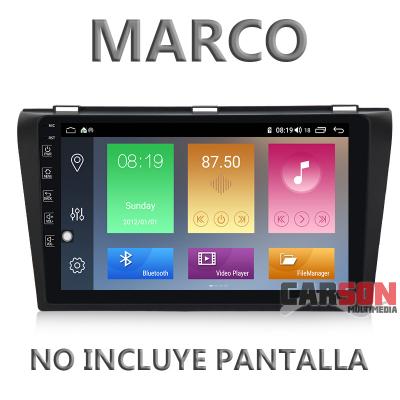 Pantalla Android Carson - Mazda 3 - 4/64Gb