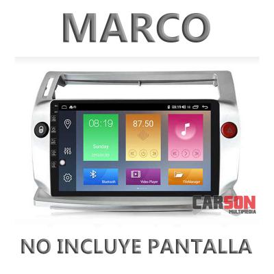 """Marco Adaptador 9"""" Carson para Citroen C4"""