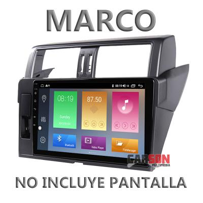 """Marco Adaptador 10"""" Carson para Toyota Land Cruiser"""