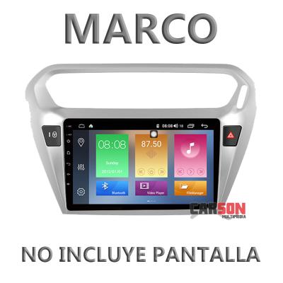 Pantalla Android Carson - Peugeot 301 - 4/64Gb