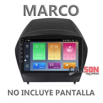"""Marco Adaptador 9"""" Carson para Hyundai Tucson/ ix35"""