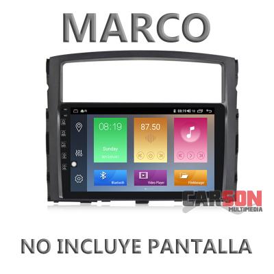 """Marco Adaptador 9"""" Carson para Mitsubishi Montero/Pajero"""