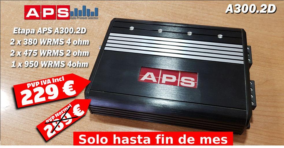 Etapa APS A300.2D
