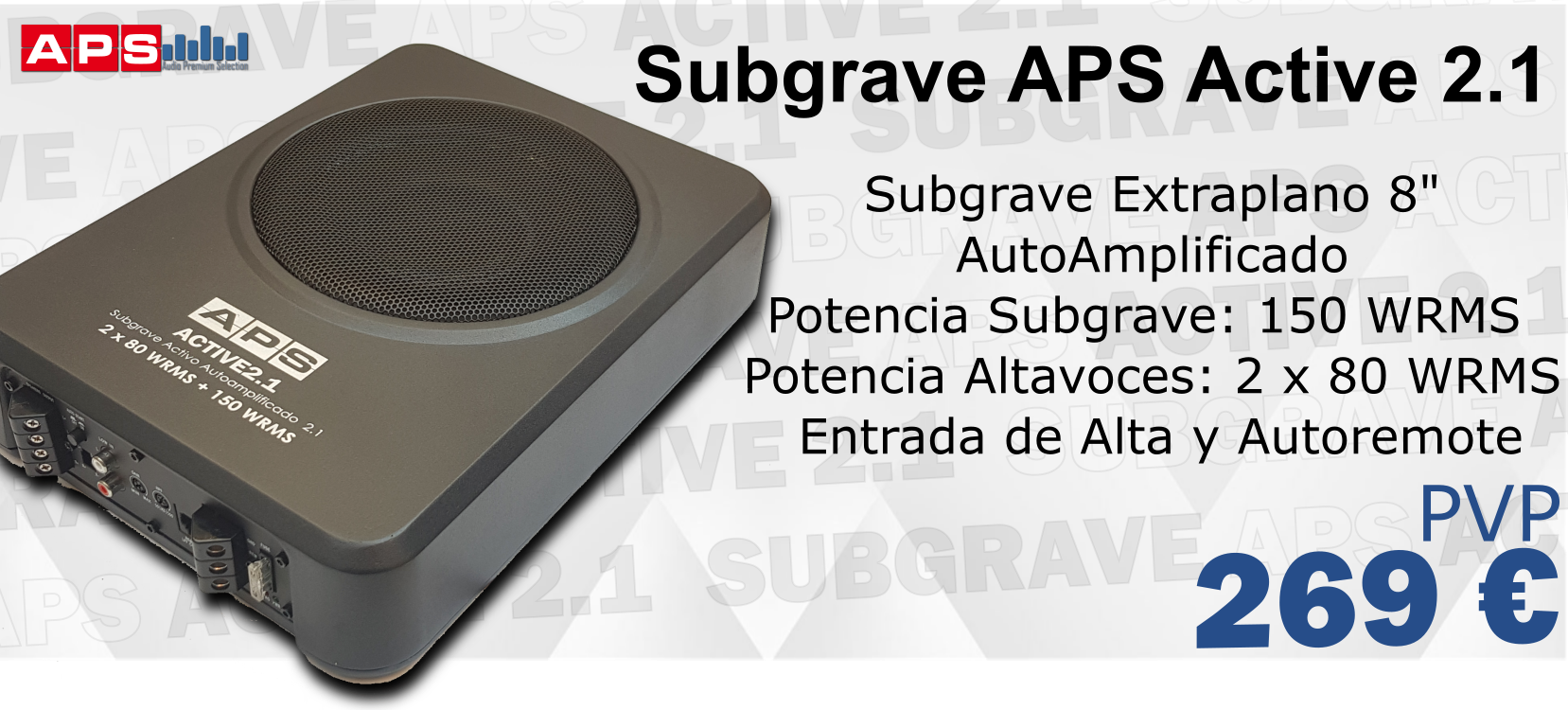 Subgrave APS Active 2.1