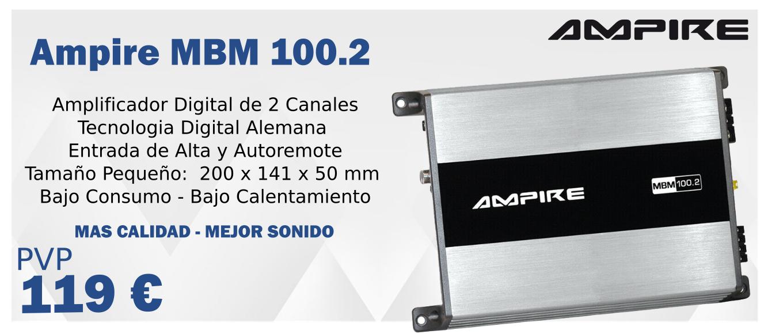 Etapa Ampire MBM 100.2