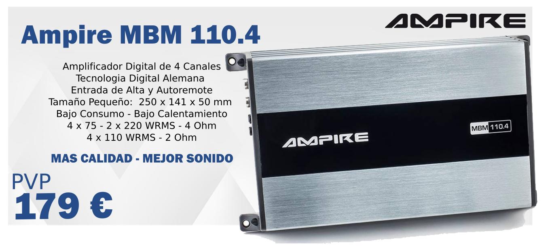 Etapa Ampire MBM110.4