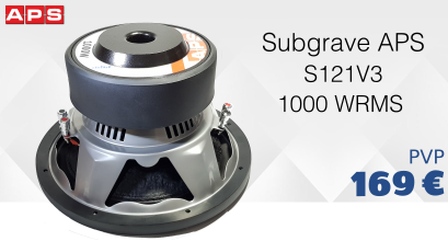 Subgrave APS S121V3